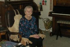 Fru Hundebøll: 70 år i samme lejlighed
